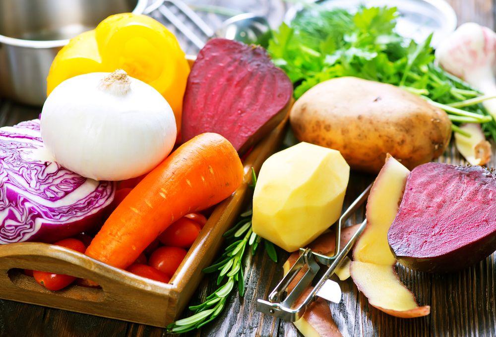 Les légumes sont les aliments les plus complets sur le plan nutritionnel.