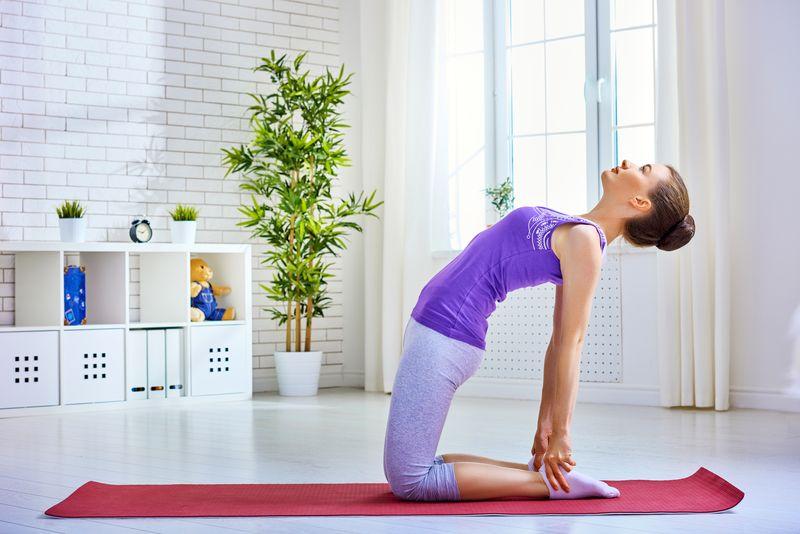 Ne pas comprendre les mouvements  du yoga