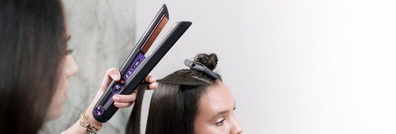 Vous n'avez besoin que d'un seul passage sur votre coiffure, ce qui réduit considérablement les dommages causés par la chaleur.