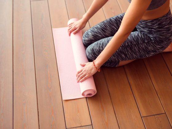 Les meilleurs tapis de yoga, selon des instructeurs de yoga reconnus
